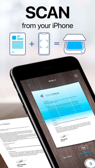 Scanner App: PDF Document Scan Screenshot