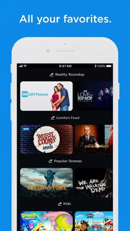 Philo: Live & On-Demand TV screenshot-4