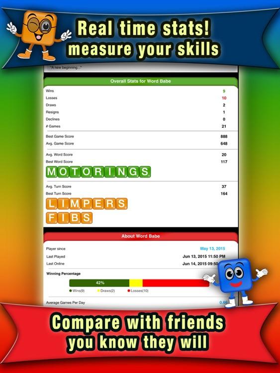 Word Colors Lite for iPad screenshot-3