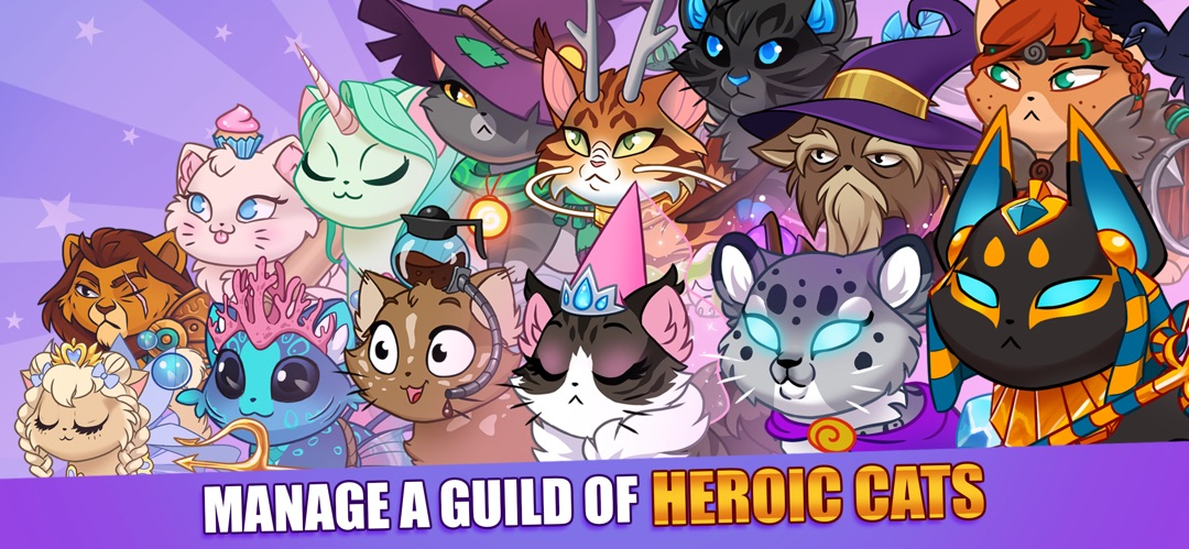 Castle Cats - Idle Hero RPG - Online Game Hack and Cheat