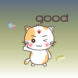 Funny Cat Stickers Pack