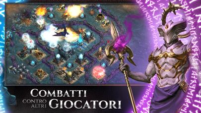 Screenshot of Rival Kingdoms: Notte Infinita2