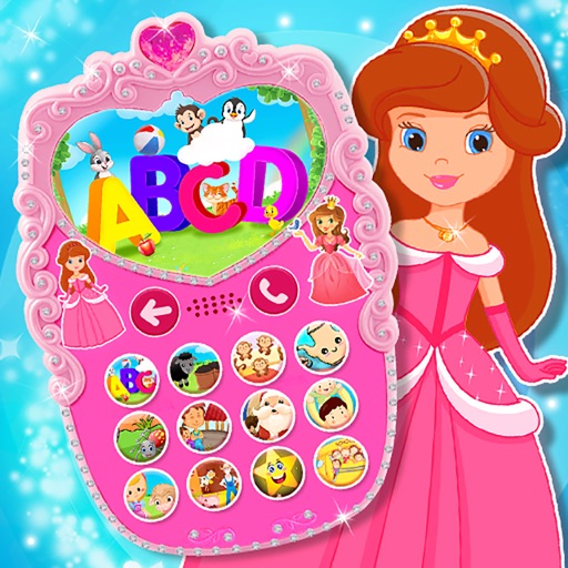 Princess Phone For Fun