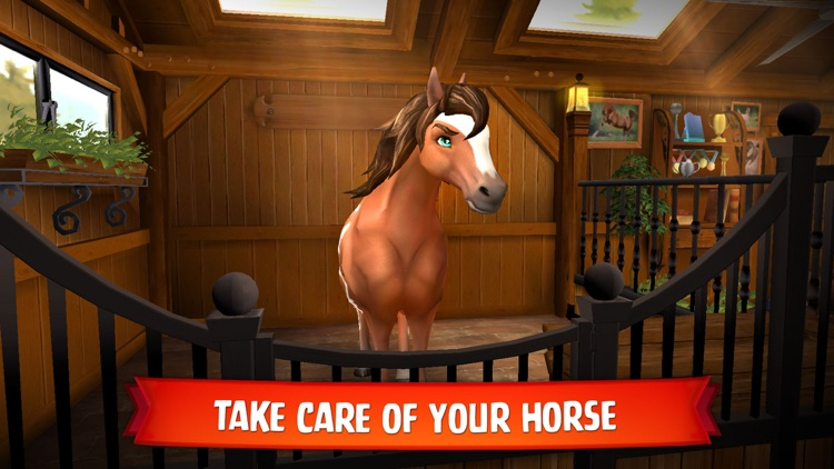 Horse Haven World Adventures screenshot-0