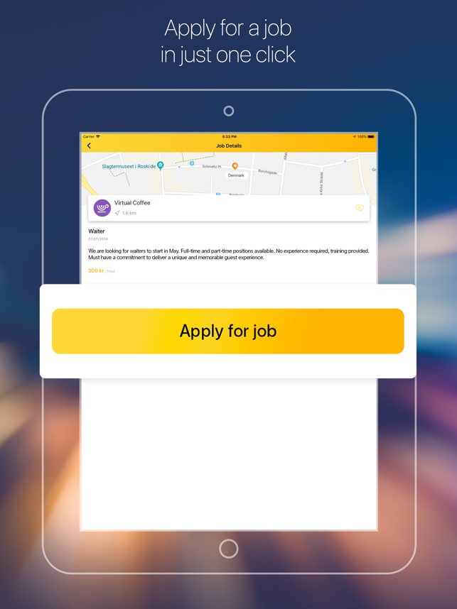 Workee Find Jobs Hire Staff On The App Store