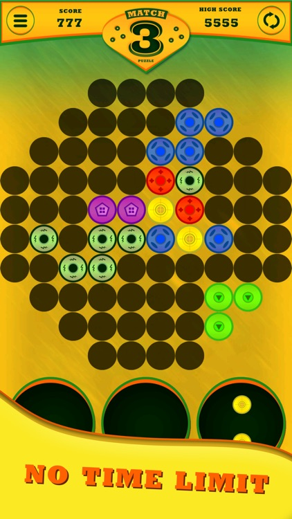 Match 3 Puzzle Games