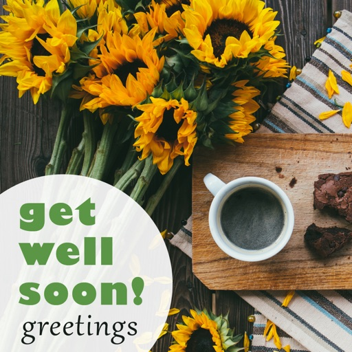 Get well Soon Greeting Maker