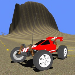 RC Car Hill Racing Driving Sim