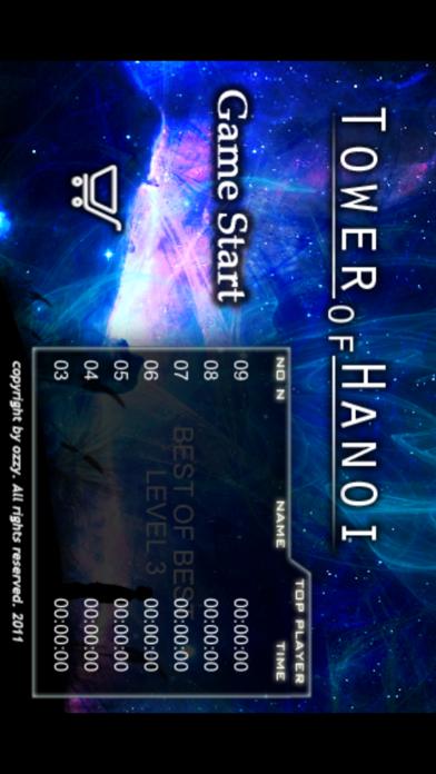 Tower of Hanoi Puzzle screenshot1