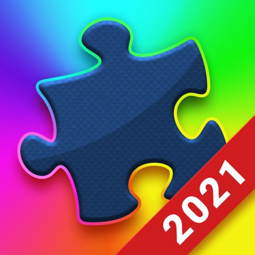 Jigsaw Puzzle on iPad & iPhone