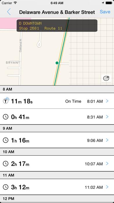 Transit Tracker - Buffalo-0
