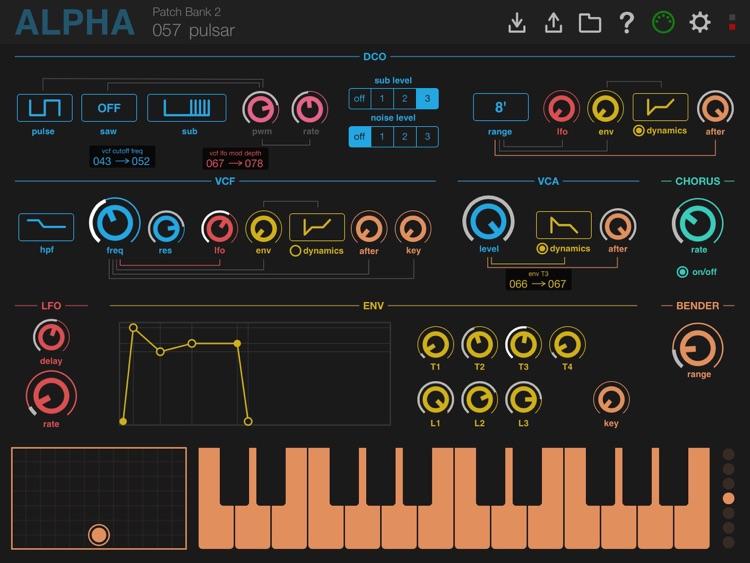 Alpha Editor screenshot-3