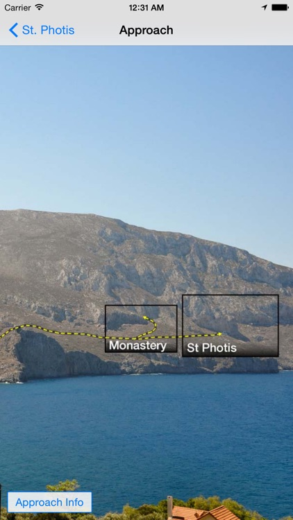 Kalymnos Rock Climbing Topo screenshot-4