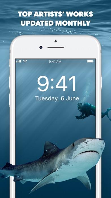 LivePaper: Live Wallpapers App Screenshot