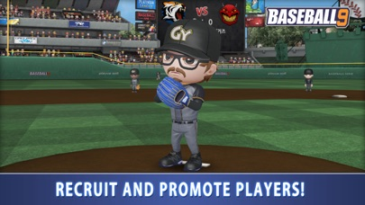 Screenshot 3 Baseball 9