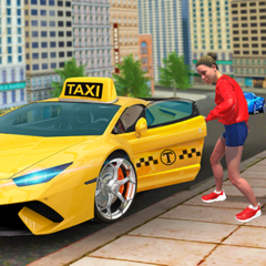 Radio Taxi Driving Game 2021