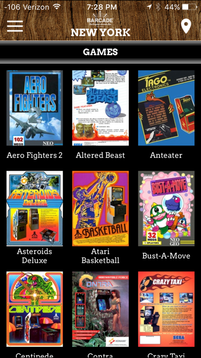 Barcade® screenshot four