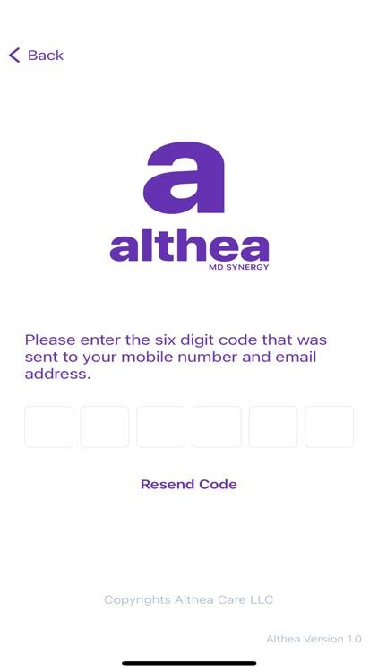 Althea Health screenshot-9