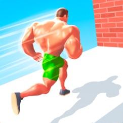 Muscle Rush - Destruction Run Обзор приложения