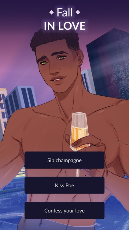 Fictif: Interactive Romance screenshot-3