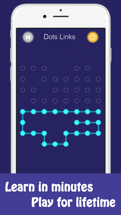 Dots Link - Connect the dot screenshot 5