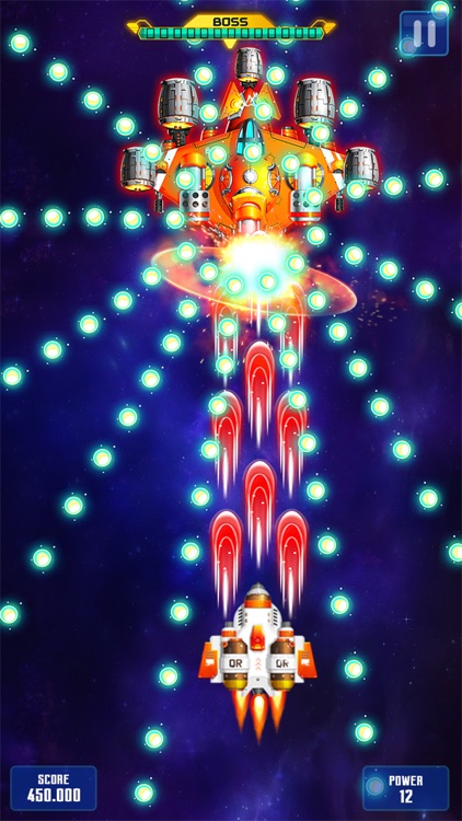 Galaxy Attack: Space Shooter screenshot-5