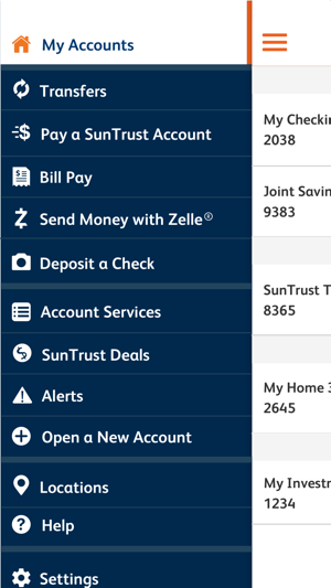 Suntrust Mobile App On The App Store