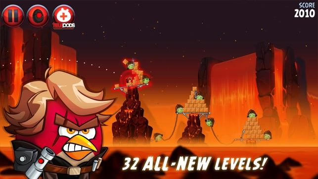 How to download angry bird star wars 2 game for pc without any.