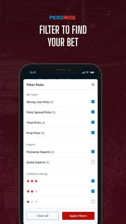 Pickswise Sports Betting screenshot-7