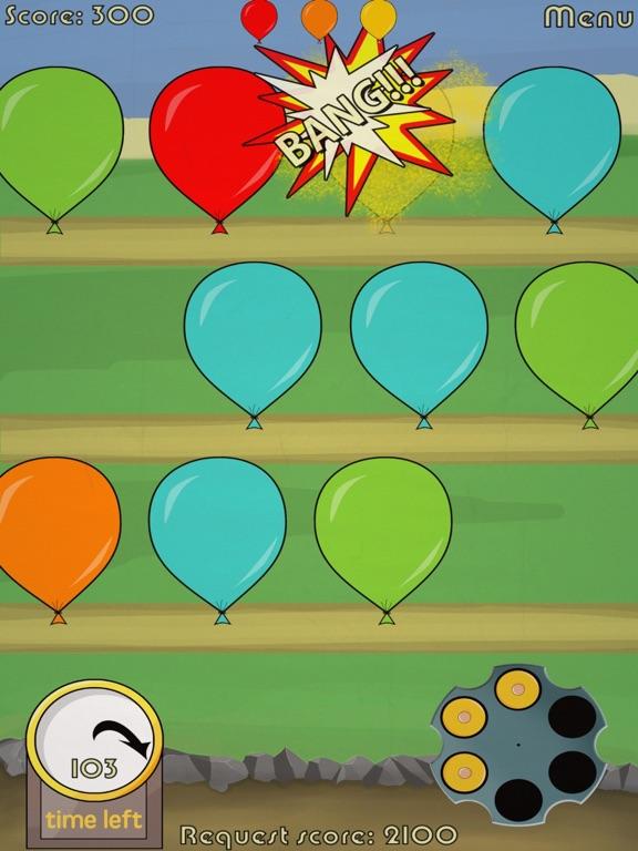 Shooting Balloons Games 2 screenshot 5