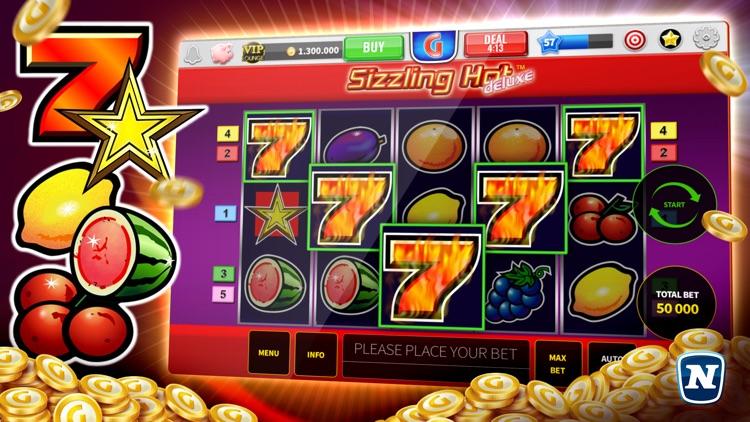 Gaminator 777 - Casino & Slots screenshot-0