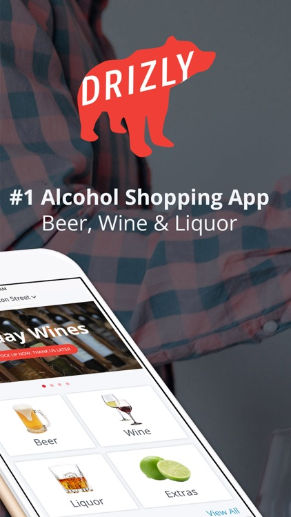 Drizly: Alcohol Delivery