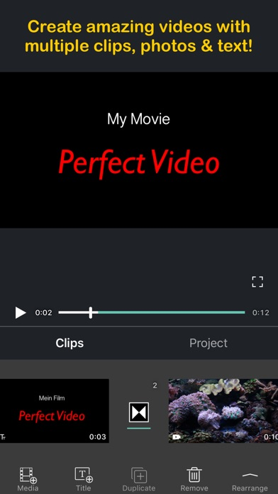 Download Perfect Video Music Maker for Pc