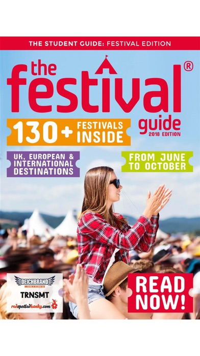 Screenshot for The Festival Guide in United Arab Emirates App Store