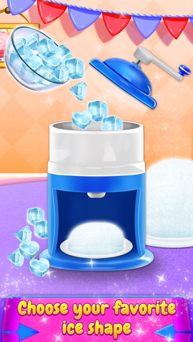 Ice Dish Maker - Summer Fun screenshot 3
