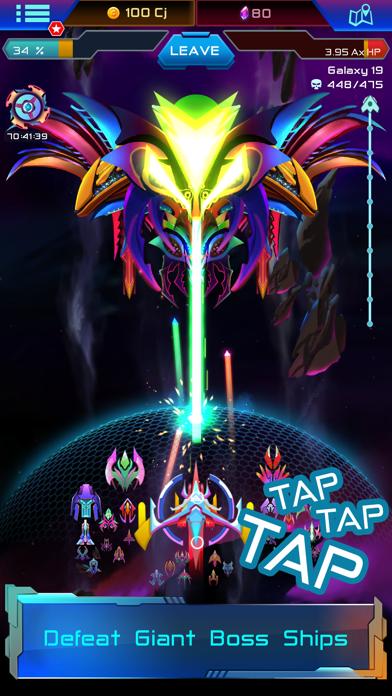 Void Troopers : Sci-fi Tapper screenshot 3