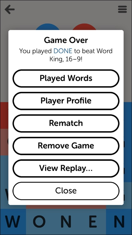 Letterpress – Word Game screenshot-6