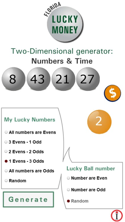 Lotto winner for Lucky Money by Dragos Spataru
