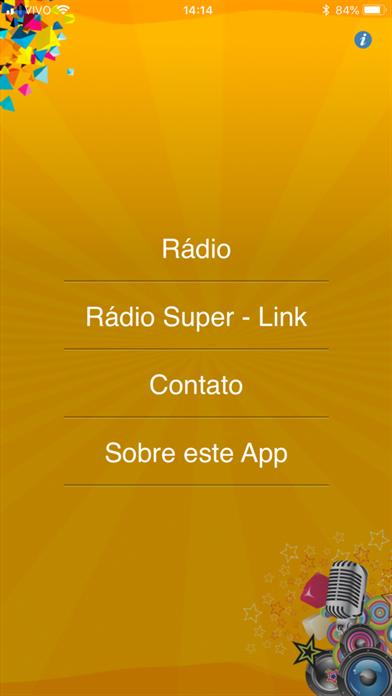 Rádio Super FM BH screenshot two