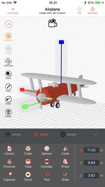 3D Creator by iCat Solutions Ltd