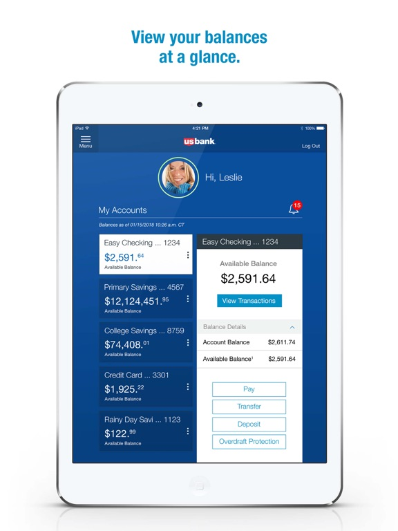 Top 10 Apps like U S  Bank app–simpler & faster for iPhone & iPad