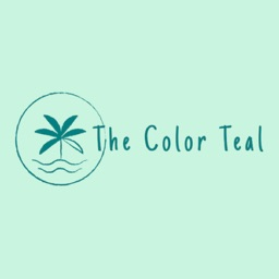 The Color Teal