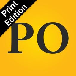 Public Opinion Print Edition