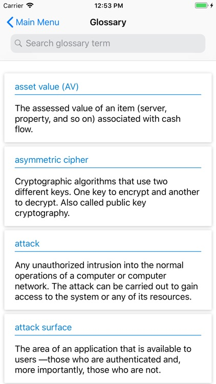 Comptia Security+ SY0-501 screenshot-7