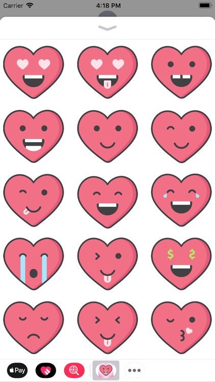 Wacky Hearts