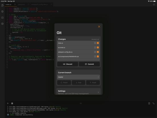 play.js - JavaScript IDE