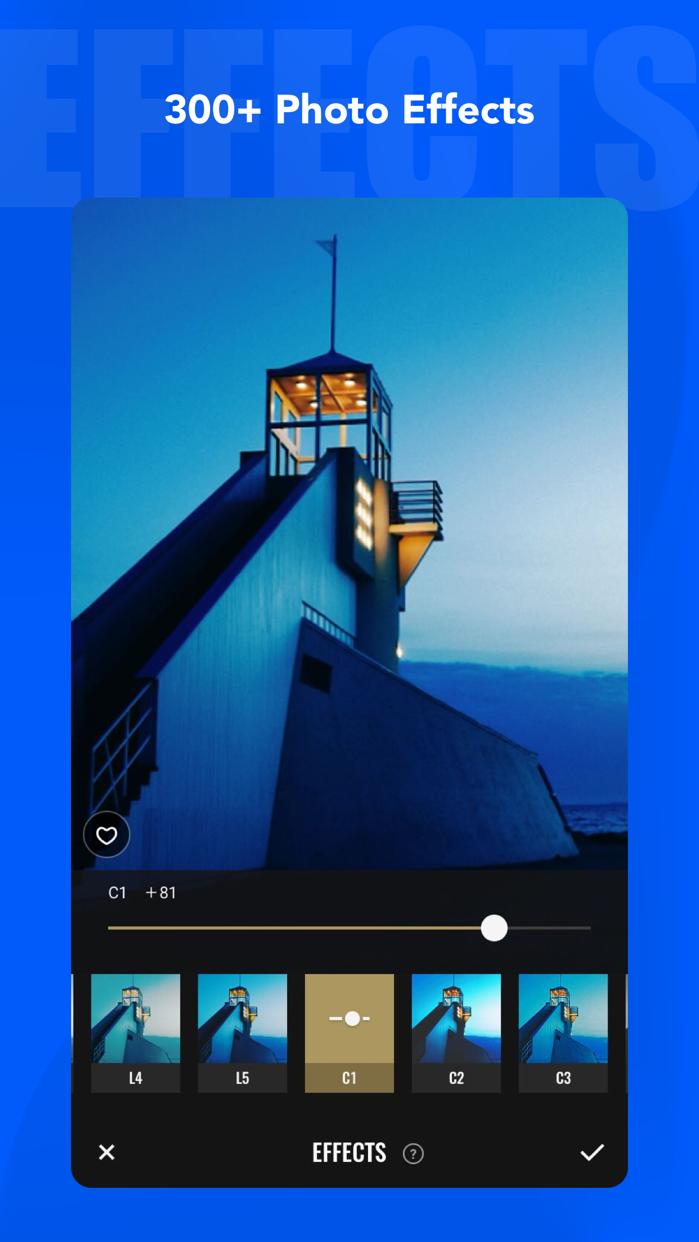 Fotor - Photo Editor & Collage Screenshot