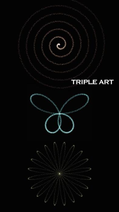 Triple A HD - Touch Visualizer Screenshots