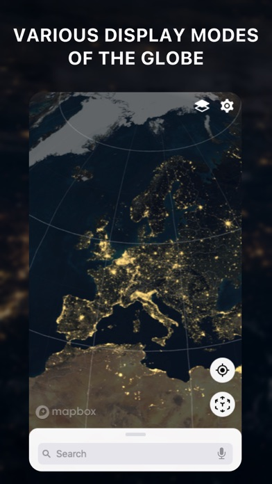 Globe 3D - Planet Earth Guide Screenshot