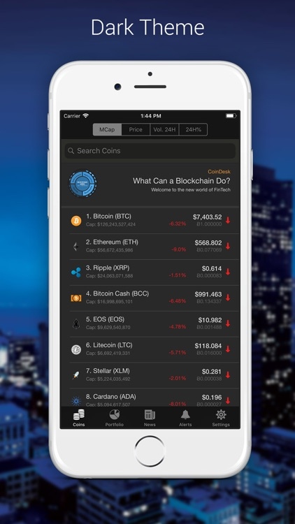 BitWatch - Bitcoin Trading BTC screenshot-1
